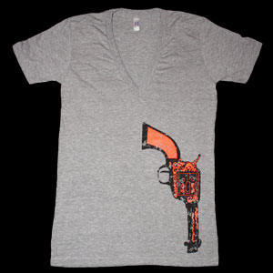 Six Shooter V Neck